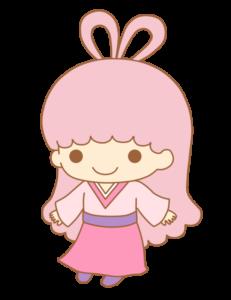 ララ 織り姫 フリー素材