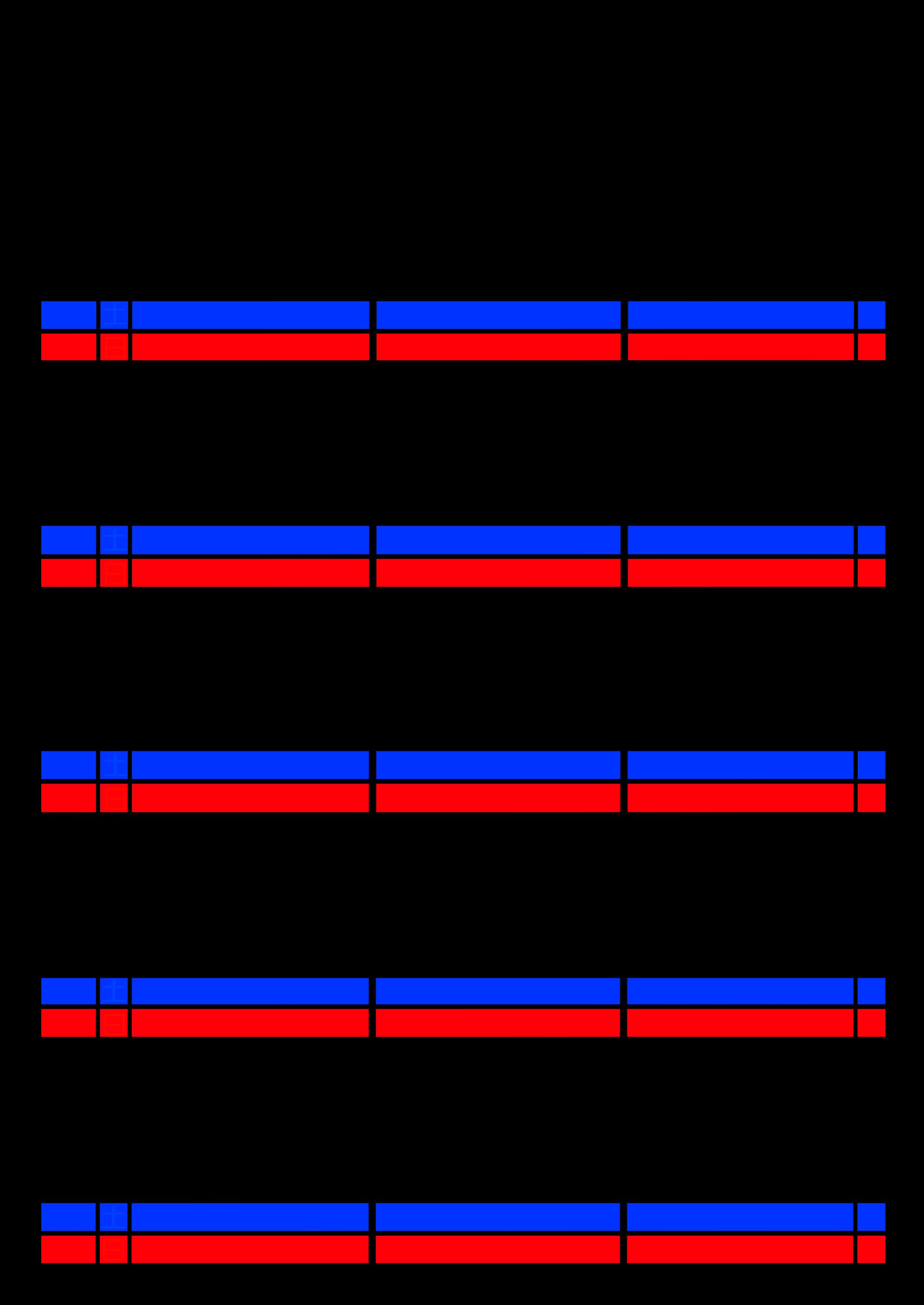 2021年家族カレンダー シンプル 背景透過PNG形式 3人用 10月