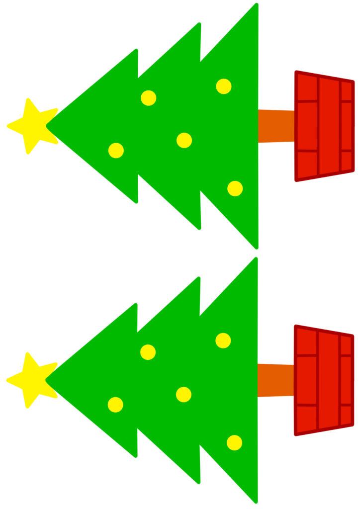 クリスマス 飾り 無料印刷