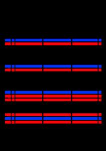 2022年(令和4年)家族カレンダー シンプル 背景透過PNG形式 無料 3人 9月
